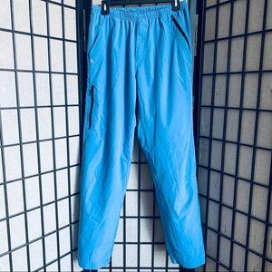 Barco one scrubs men's blue 7 pocket pants sz M
